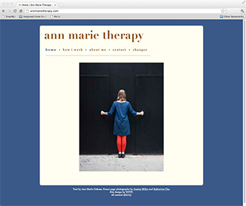 Ann Marie Therapy