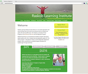 Raskob Learning Institute