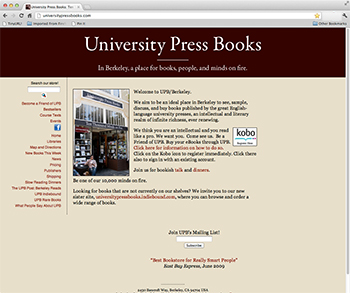 University Press Books